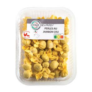 Perles - Pâtes - Au jambon cru