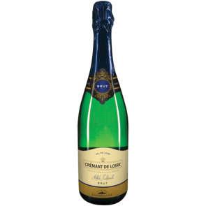 Crémant de Loire - Vin blanc mousseux - Brut
