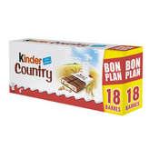 Kinder Kinder Country - Barres Aux Céréales Chocolatées - 4