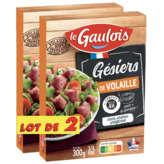 Le Gaulois Gésiers De Volaille Confits - X2 - 1