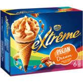Nestlé Nestle Extrême - Cônes Glacés - Pecan Dream Sauce Caramel Fo... - 396g
