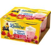 Nestlé Nestle La Laitière - Le Liégeois - Yaourt - Lit De Frambois... - 4x100g