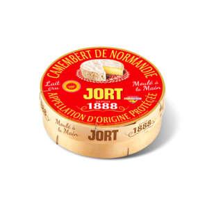 Jort camembert - 20% mg - AOP