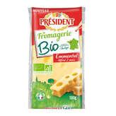 Emmental Président Bio - 180g