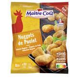 Maître Coq Nuggets De Poulet - Sachet - Format Familial - 1kg