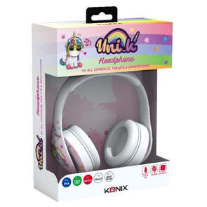 Casque gaming Licorne Be Mag - Universel