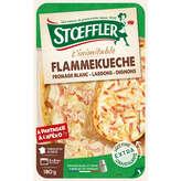 Stoeffler Tarte Flammekueche Classique - Lardons Oignons - 180g