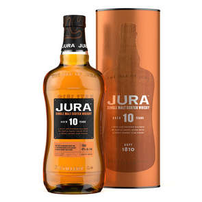 Whisky - 10 ans d'âge - Single malt scotch whisky - Alc. 40% vol.