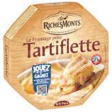 Riches Monts Le Fromage Pour Tartiflette - 4/6 Personnes - 450g