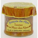 Terrine au Marc des Alpes 180g