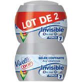 Dop Vivelle Dop Invisible - Gelée Coiffante Aux Vitamines - Forc... - 2x150ml