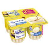 Nestlé Nestle La Laitière - Yaourt - Riz Au Lait - 4x115g