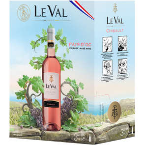 Cinsault - Vin rosé