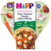 HiPP HIPP Petits macaroni tomates colin, dès 18m - Biologique - 260g