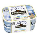 Connetable La Sardine - Sardines Natures - 2