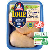 Fermiers de Loué LOUE Cuisse de poulet jaune - 900g