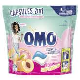 Omo Omo Lessive Capsules 2en1 - Festival De Fruits Et Fleurs D'é... - X