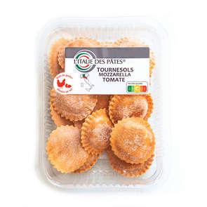 Tournesols tomate mozzarella