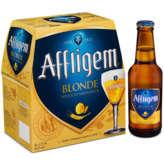 Affligem AFFLIGEM Bière blonde - Alc. 6,7% vol. - 6x25cl