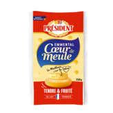 Président Coeur De Meule - Emmental - 250g