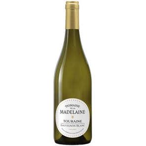 Domaine de la Madelaine - Touraine Sauvignon - Vin blanc - Sec