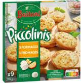 Buitoni BUITONI Picolinis 3 formaggi - 9x30g