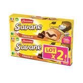 Brossard Savane Pockets Chocolat - 378 G