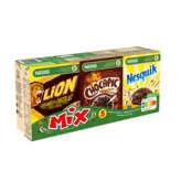 Nestlé NESTLE Mix - Céréales - Assortiment de 6 mini paquets - 190g