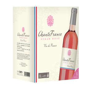 Vin de France - Vin rosé - Syrah