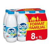 Lactel Lait 1,2% Mg - 8