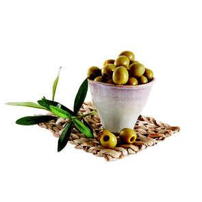 Olives - Cassées - Piquantes