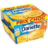 Danone Danone Danette - Dessert - Vanille - 8x125g