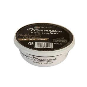 Mascarpone à l'ancienne - 48% mg