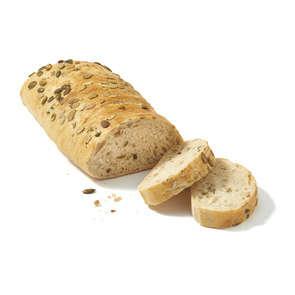 Pain spécial à la farine de blé d'épeautre, aux graines de courge et de tournesol - Biologique