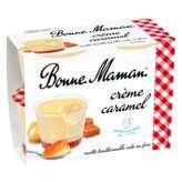 Bonne Maman Crème Caramel Œufs Frais - 4