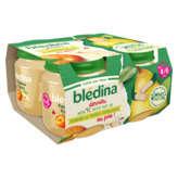 Blédina Petit Pot - Pomme Poire - Dès 4-6 Mois - 4x130g