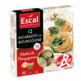 Escal Tradition - 12 Escargots De Bourgogne - Label Rouge - ... - 97gr