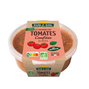 Tomatade basilic - Biologique