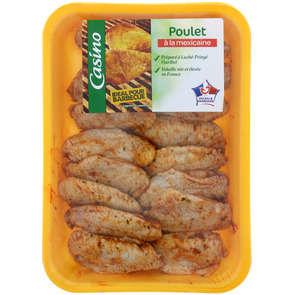 Ailerons de poulet Mexicaine - x16