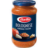 Barilla Bolognese - Sauce Bolognaise - Fromages Italiens Aop... - 400g