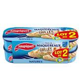 Saupiquet Filets De Maquereaux - Grillés - 2x120g