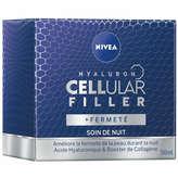 Nivea Cellular Anti-âge - Soin De Nuit - Acide Hyaluronique - 50ml