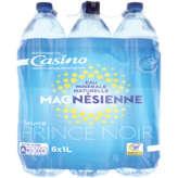 CASINO Source Prince Noir - Eau minérale naturelle