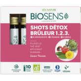 Léa Nature LEA NATURE BioSens - Shots détox brûleur - Biologique - 100cl