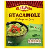 Old El Paso OLD EL PASO Mélange d'épices pour guacamole - 20g