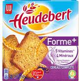 LU Pacte Forme - Biscottes - Céréales Complètes - 34 Biscott... - 280g