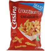 Croustillants - A la cacahuète 140g