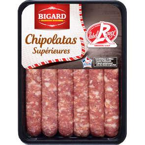 Chipolatas - Label rouge