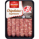 Bigard Chipolatas - Label Rouge - 6
