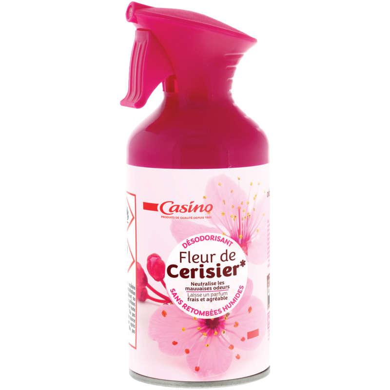 CASINO Désodorisant - Parfum fleur de cerisier